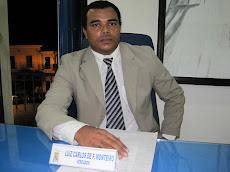 Vereador Luis Carlos de Freitas Monteiro