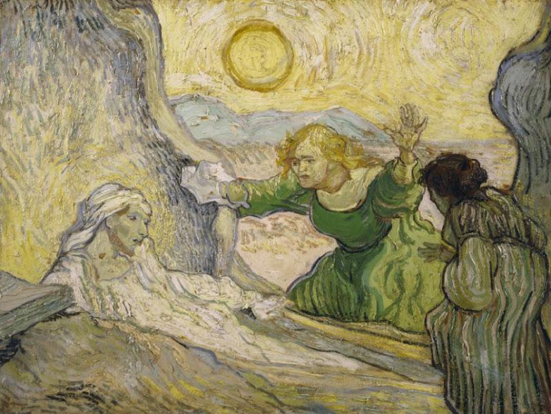 Van Gogh copia i Maestri: versioni da Rembrandt, Monticelli, Millet  title=