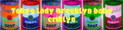 Tokyo Lady Brooklyn Baby                                               ☆eriklyn☆