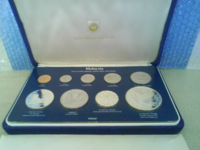 1981 COINS PROOF SET OF 9