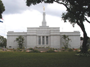 Temple in Paraguay