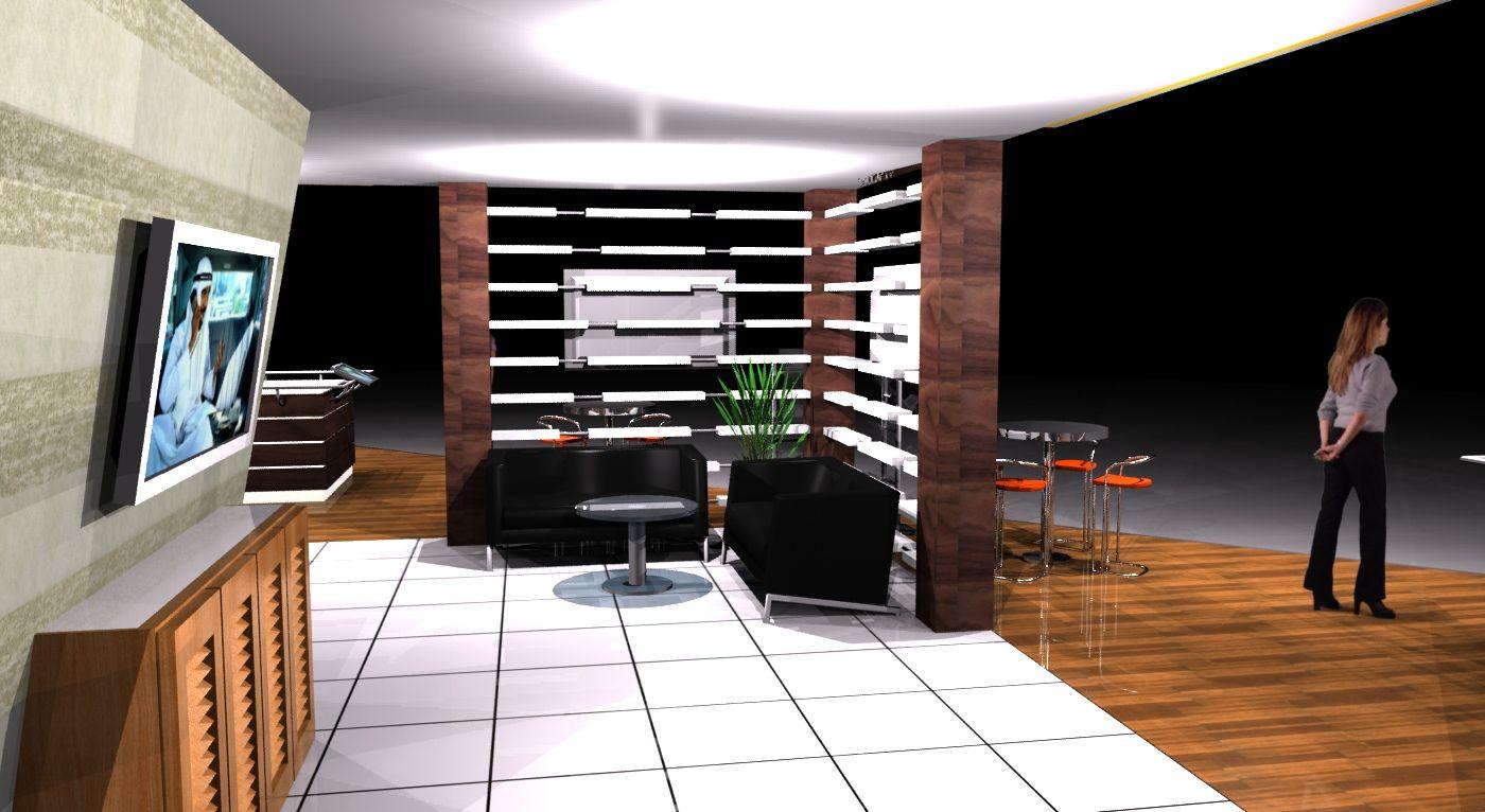 Exhibition Stand Options : Gurooji design rak exhibition stand option