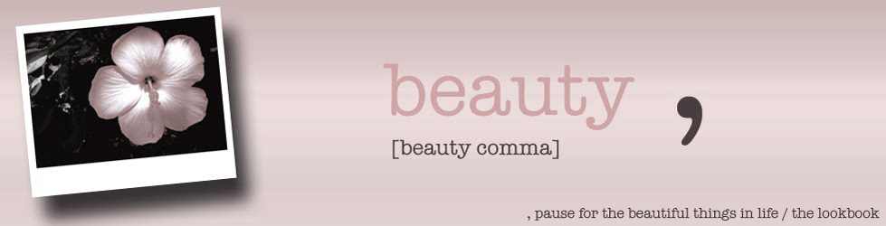beauty comma