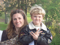 Shane and Mommy, Spring 2009.