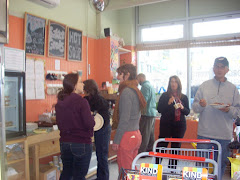 The Alternative Food Cooperative's Dec. 31, 2009 New Year's Eve Inventory gathering