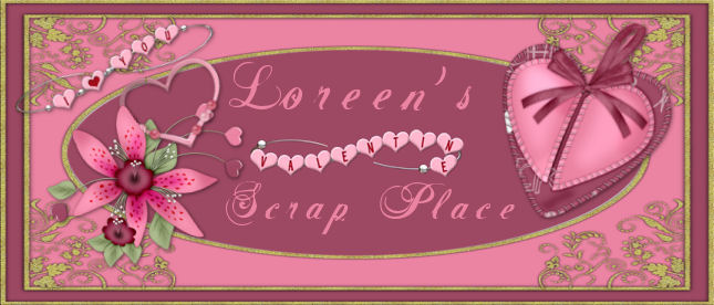 Loreen's Scrap Space