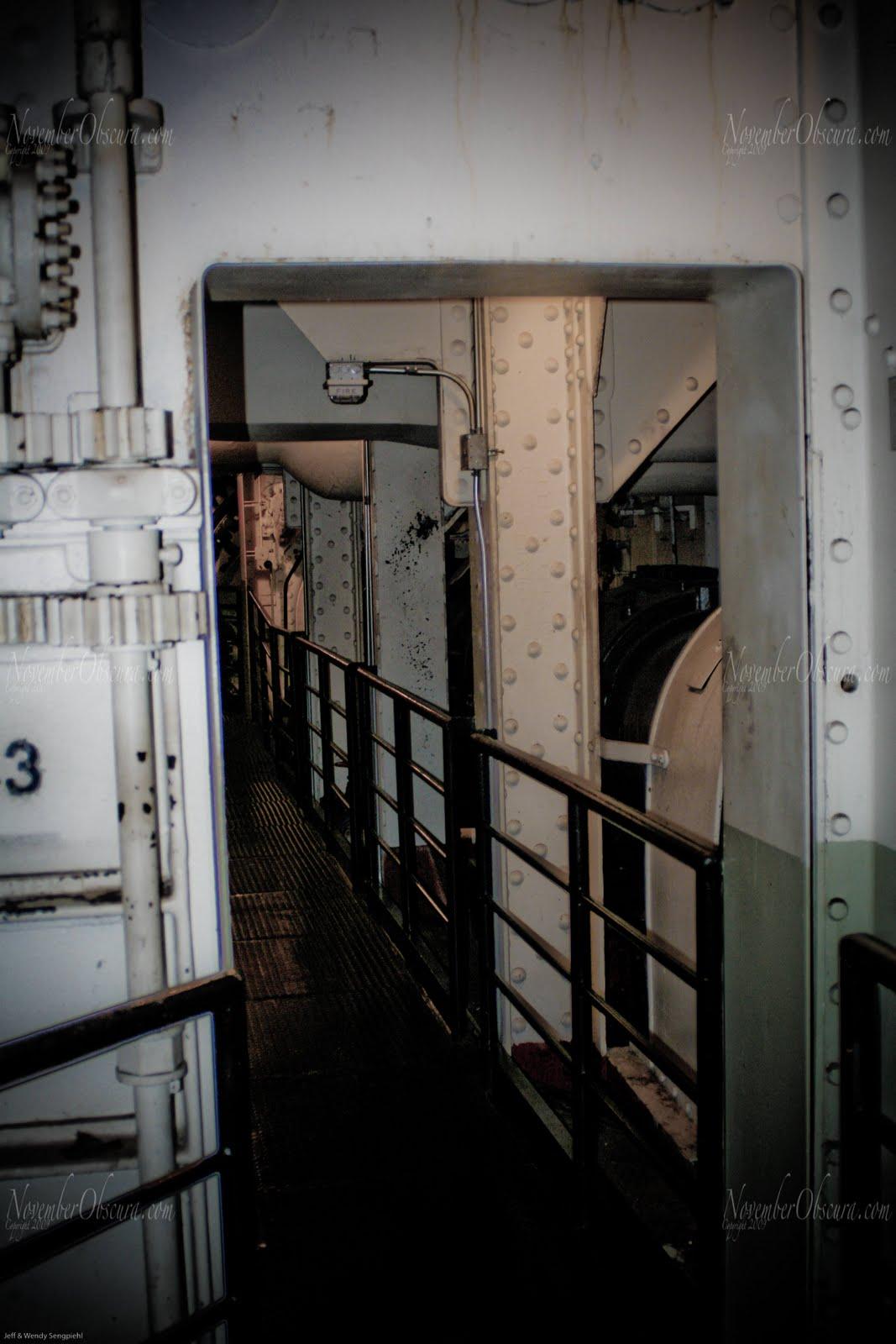 November obscura hatch 13 ghost story for 13 door