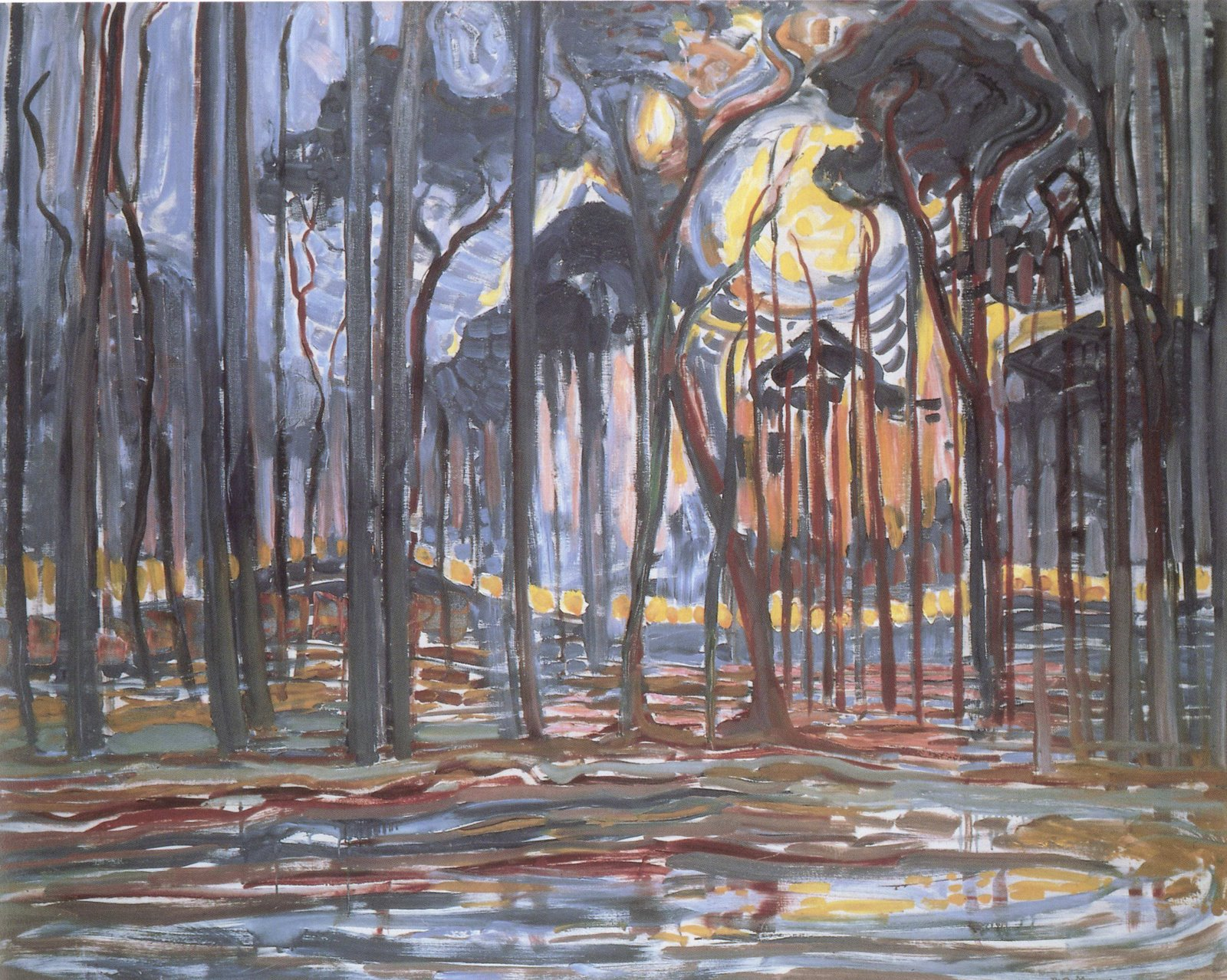 Schilderij als deur ecosia