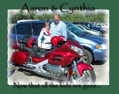 Aaron & Cynthia