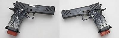 Spesifikasi Clark Combat Pistol 2011
