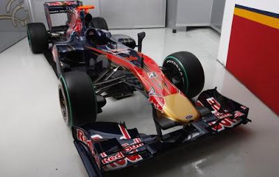Foto F1 Toro Rosso STR5