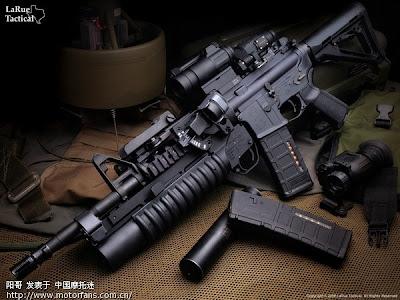 10 Senjata Terbaik di Dunia Terbaru yang pernah diciptakan dan ...