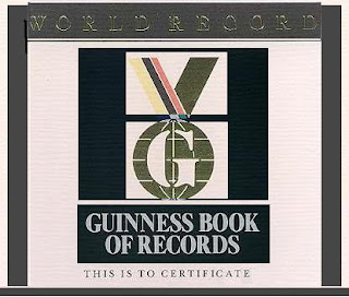 Guinness Book Of Records Indonesia