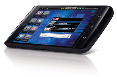 Android Tablet Terbaru Dell Streak 5-Inch