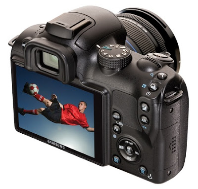 Kamera Digital Samsung NX10 terbaru 2010