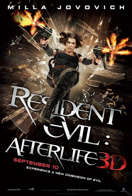 Film Resident Evil : Afterlife 3D di Bioskop 2010