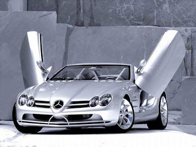 Mobil Mercedes-Benz Terbaru 2012