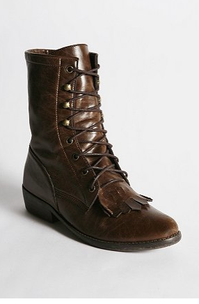 Possession Obsession: Fall Trend- Lace Up Boots