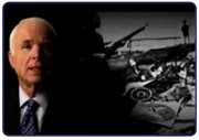 John McCain War Commercial