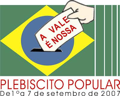 A Vale é do povo brasileiro