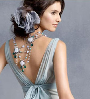 custom bridal jewelry by laurastaley.etsy.com