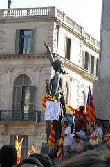 Manifestació SOM UNA NACIÓ