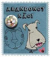 No abandone o seu animal de estimao nas frias