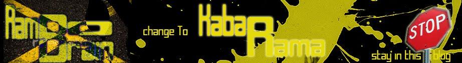 --> KabaRama <--