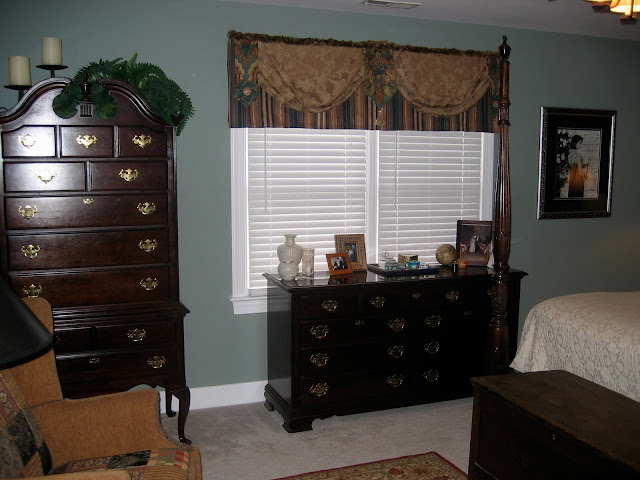 Plantation Shutters With Valance