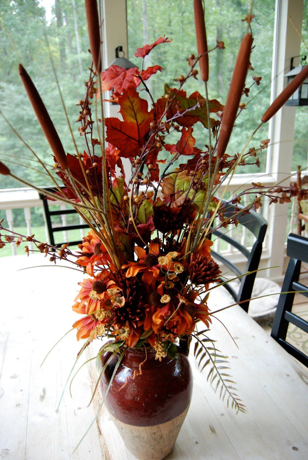 Imparting Grace Arranging Silk Flowers
