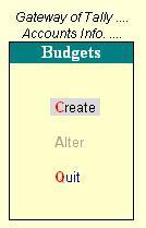 Budget Master