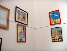 """Exposición infantil """"Cuéntame un cuento"""""""