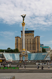 Kiev in Spring photoreport