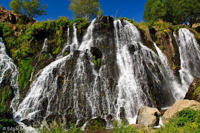 Շաքեի Ջրվեժ, Սիսիան Shake Waterfall Sisian