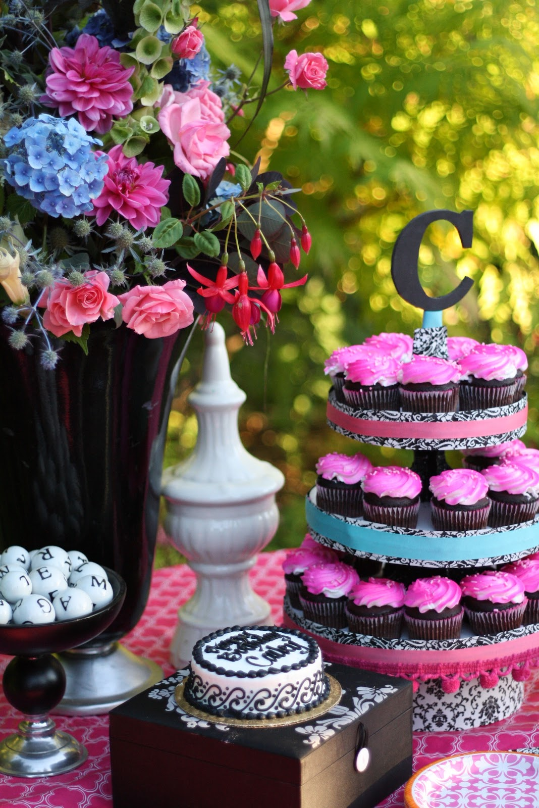 Picnic Party: Birthday Ideas For Girls