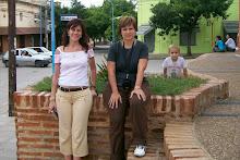 Ariadna y María Eugenia Vera Candioti