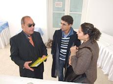 مع الكاتب حسونة المصباحي