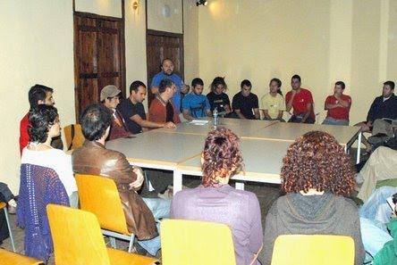 Asociaciones vecinales de Anaga trasladan sus peticiones al Ayuntamiento lagunero
