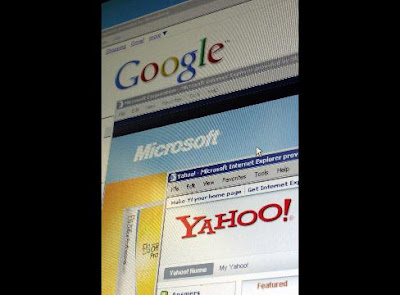 Yahoo Microsoft mdro.blogspot.com