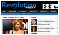 Revolution Magazine Wordpress Theme mdro.blogspot.com