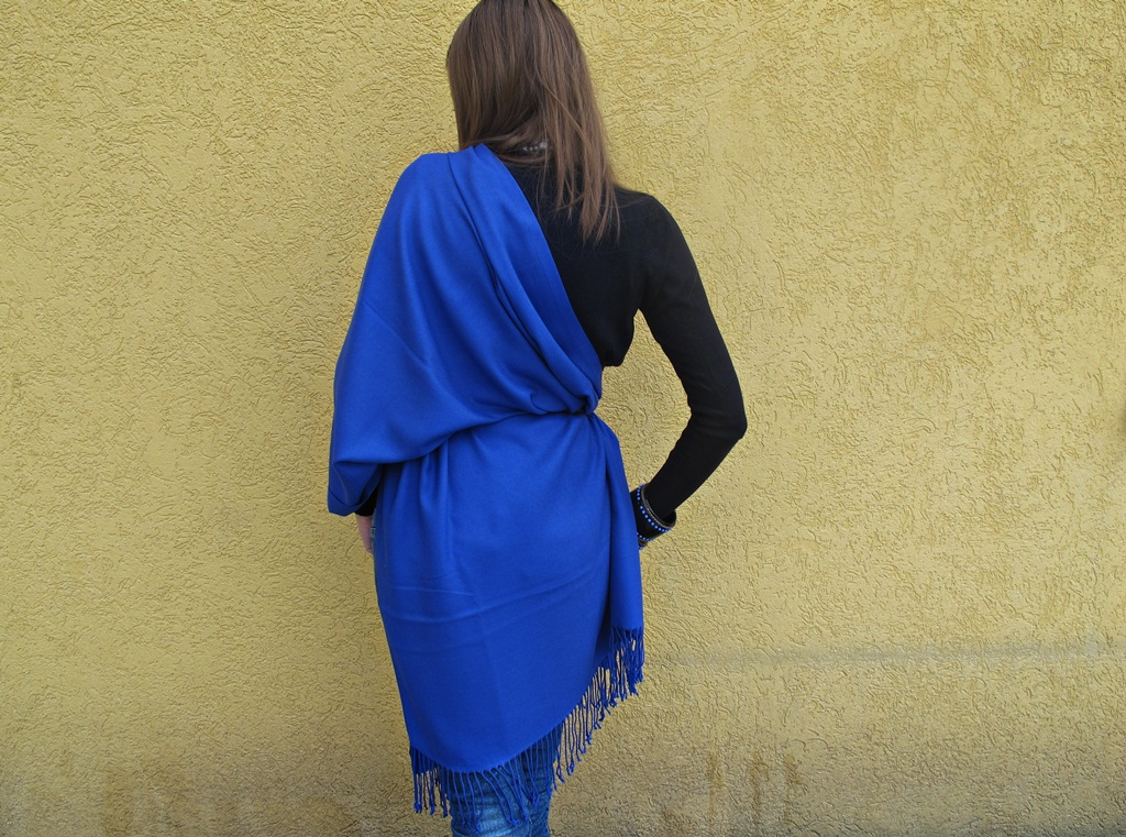 fashion and style how to wear your pashmina scarf