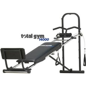 total gym 1000 setup instructions