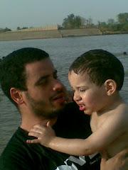 مامادو وعبد الرحمن حيدر على ضفاف النيل الأزرق