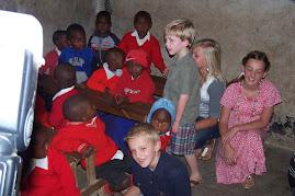 Kasarani School Class