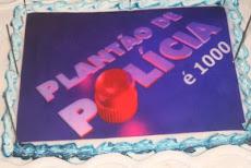 Plantão de Polícia é 1000