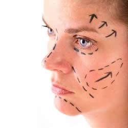 operasi wajah