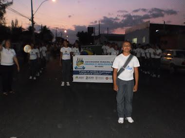 Desfile Cívico 16 de outubro