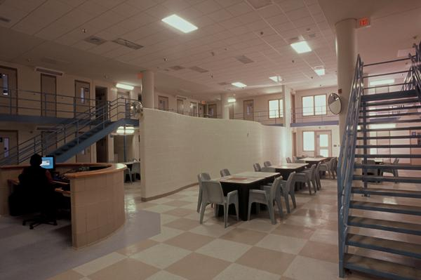 ... County Correctional Facility, opened in 2003 with an emphasis on ...