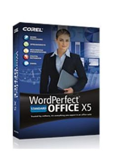 Download Corel WordPerfect Office X5 v15