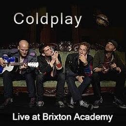 cd Coldplay – Live at Brixton Academy 2009